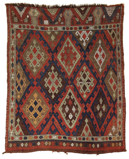 Jijim Central Turkey Konya, mid 19th century