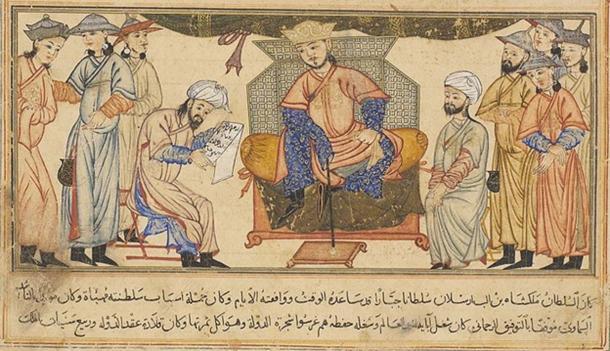 Malik Shah, Sultan of Seljuk Empire 11th century