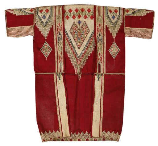 Aba jacket from Aleppo, Ottoman period
