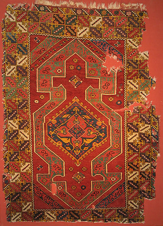 18th century Western Anatolian workshop carpet