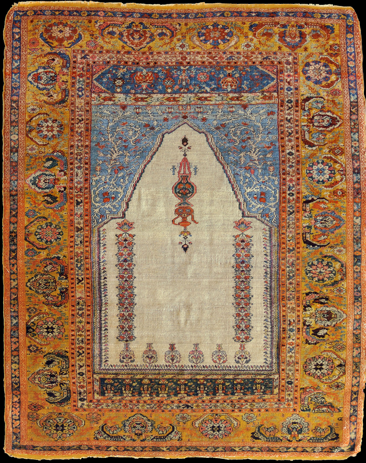 Bandırma workshop carpet, 18th century, Western Anatolia