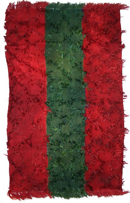 A perdeh textile, Konya region, Cental Turkey, 19th century