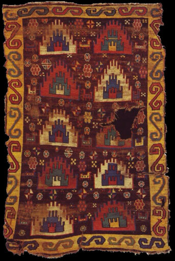 East Anatolian Carpet, 18th Century