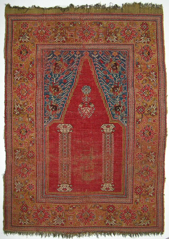 Gördes workshop carpet, 18th century, Western Anatolia