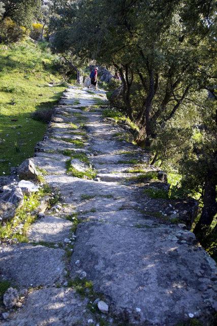 The Caria Trail