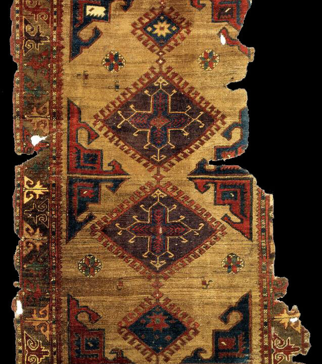 Konya Carpet, 17th Century