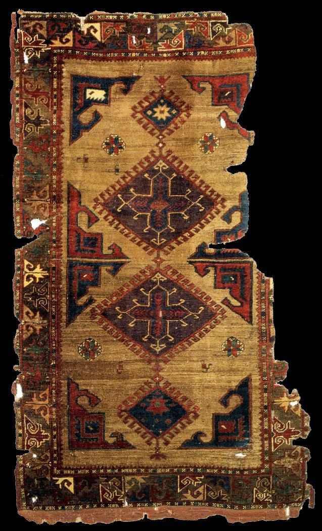 Konya Carpet, 17th Century