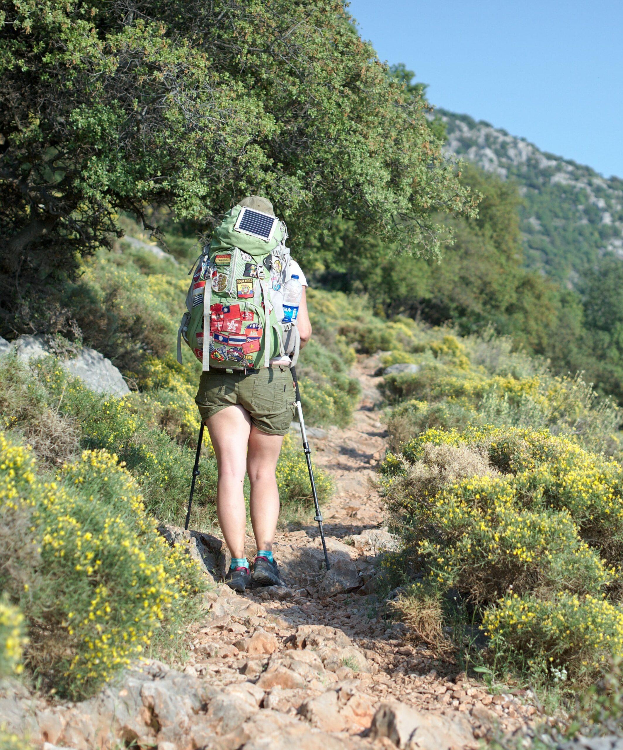 Trekking, South-West Turkey