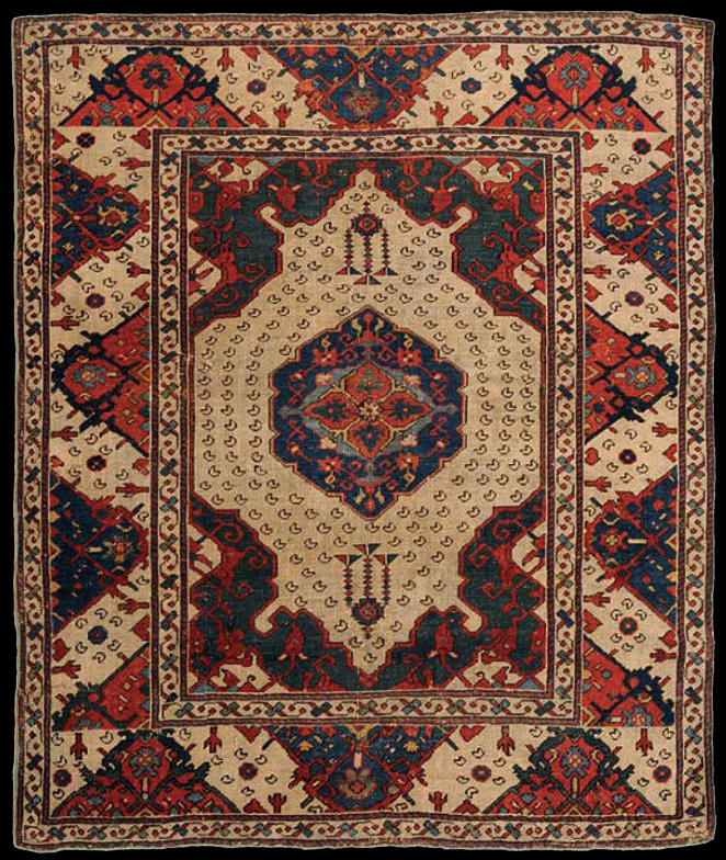 Transylvanian type of Western Anatolian workshop carpet, 16th century