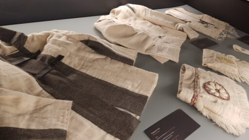 Clothing produced with Sof fabric