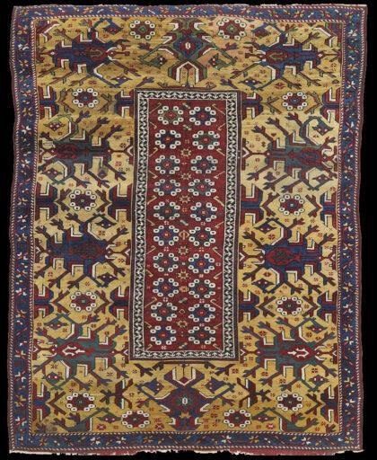 Western Anatolian Carpet, 19th Century